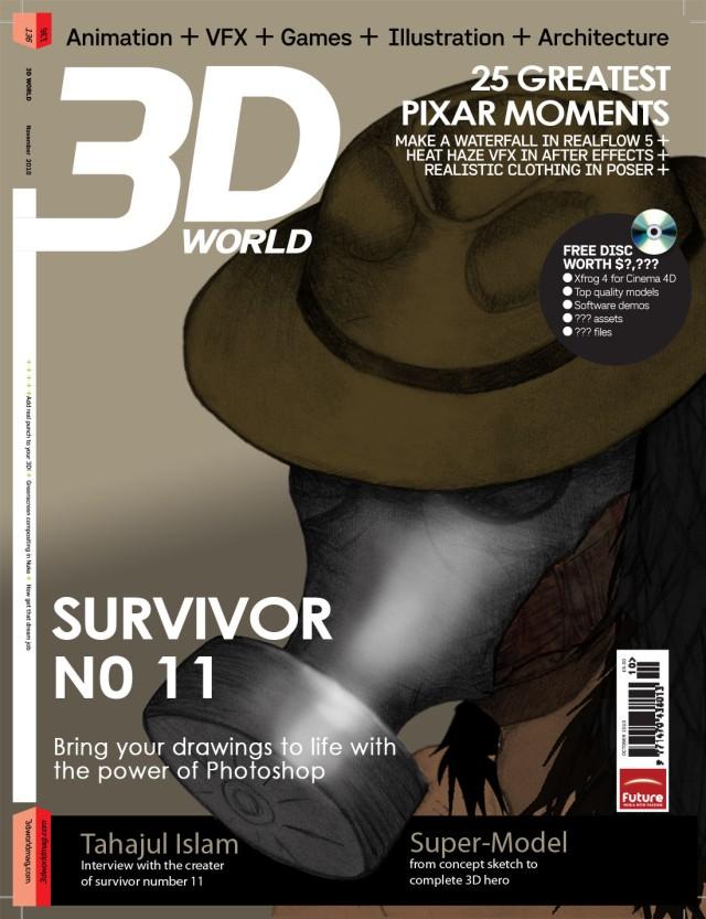 final magazine cover