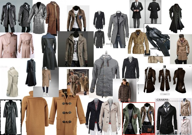 jacket research