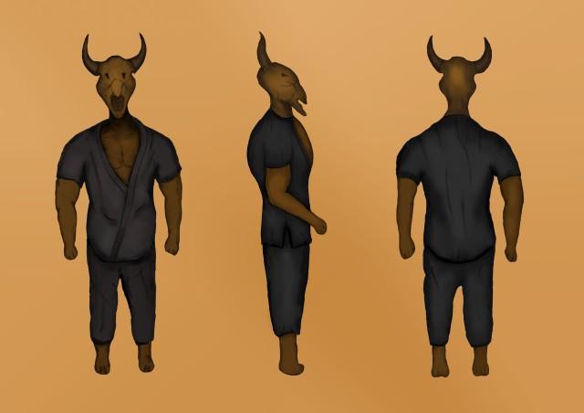 buffalo concept