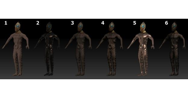 alien body 2