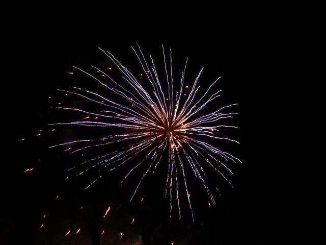 Firework Streak