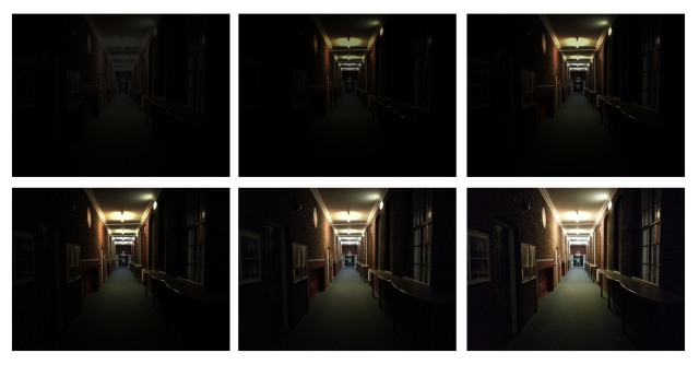 Lights Photograph
