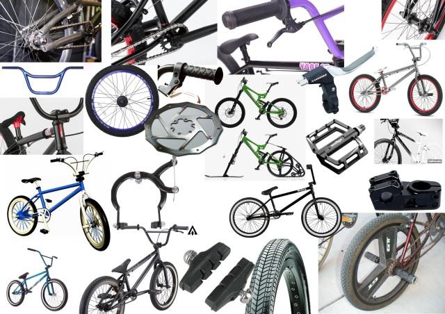 Bike Moodboard